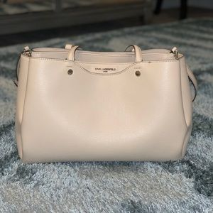Doreen Smooth Leather Tote